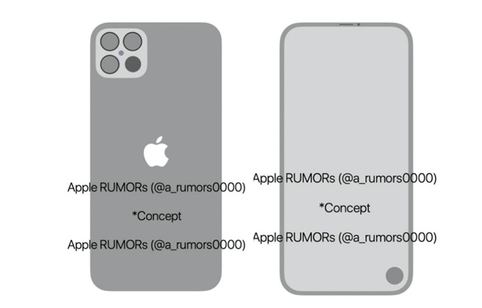 iPhone 13 Proには、Touch ID、マイクロLEDディスプレイ、および逆充電機能が搭載の可能性、Pro Maxはノッチレス