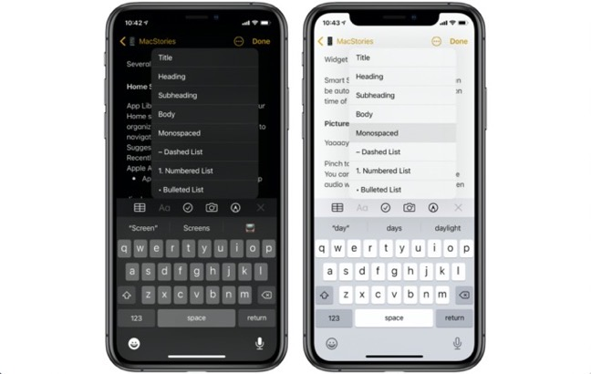 Memo and Reminders in iOS 14 00005 z