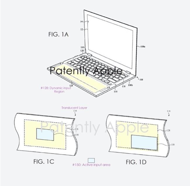 Apple silicon Mac Trackpad 00003 z