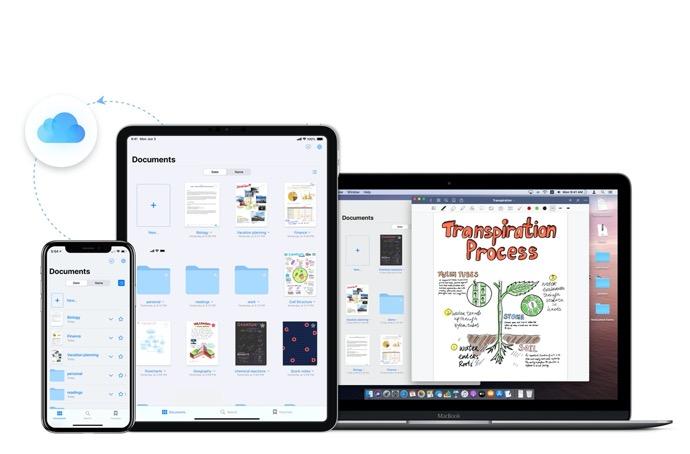 【Mac / iPad】手書きメモアプリ「GoodNotes 5」がバージョンアップで共有ドキュメントをサポート