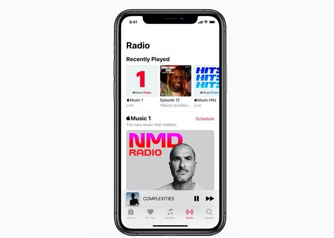 Apple、Apple Music Radioを発表