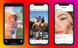 Instagram、TikTokのライバル 「リール」 をローンチ