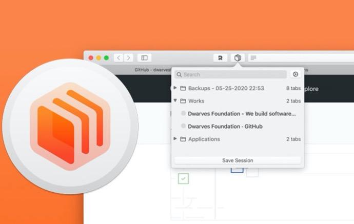 Safariで開いたタブを保存し復元できる、無料の拡張機能「Session Pal」