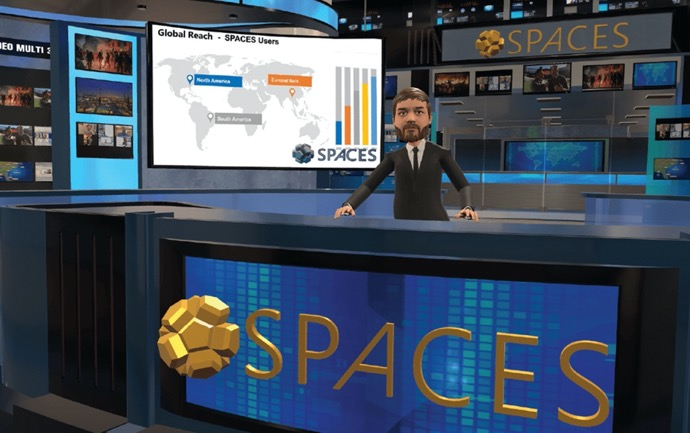 Apple、VRスタートアップ 「Spaces」を買収か