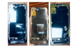 iPhone 12のディスプレイパネルが流出、ノッチサイズの変更なし