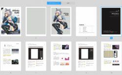 【Mac】見開きになっているPDFファイルを単独ページに分割する方法