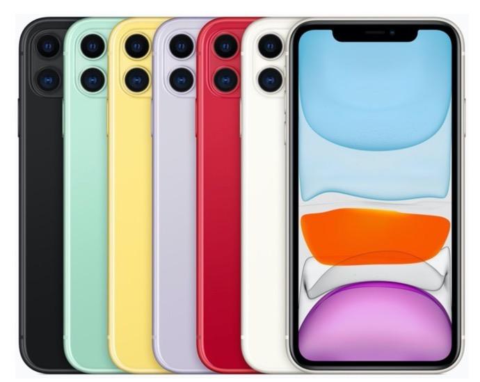 iPhone 11は、世界で今年一番売れたスマートフォン