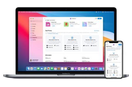 Apple、iOS 14アプリのプライバシーに関する質問に対処するために詳細を公開