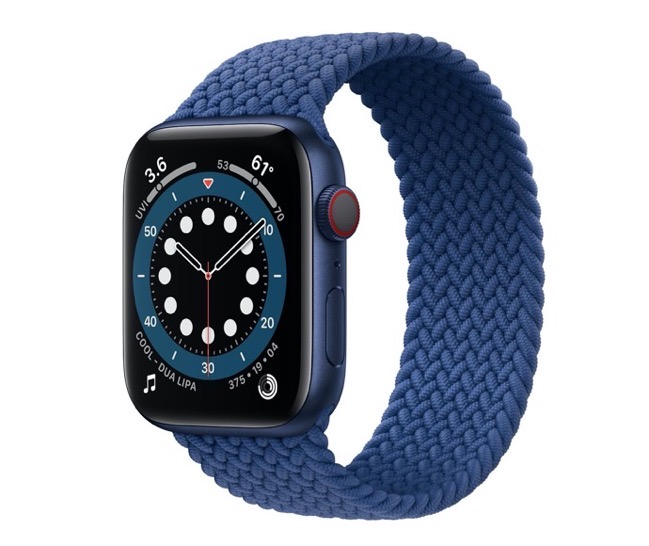 Apple Watch Series 6 band 00002 z