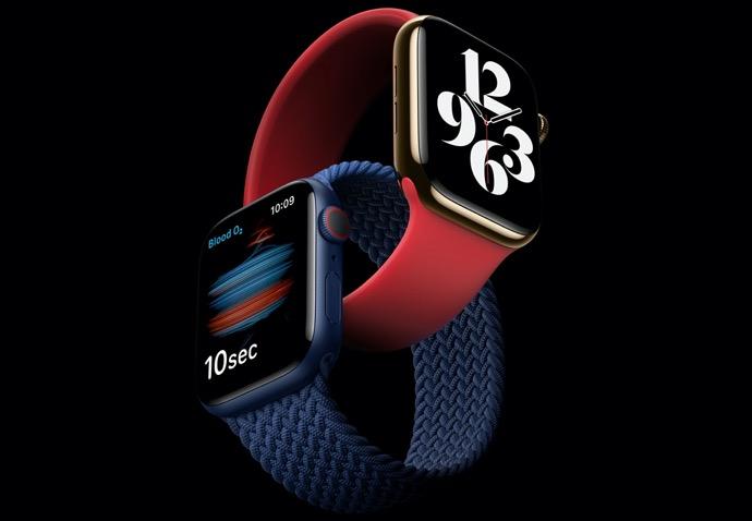 Apple Watch Series 6は画期的なウェルネスとフィットネス機能を提供