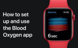 Apple Support、watchOS 7の新機能の睡眠を追跡する方法と血中酸素濃度機能を設定するハウツービデオを公開