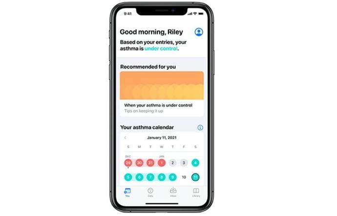 Apple Watch Series 6の血中酸素濃度はAppleの喘息研究に不可欠