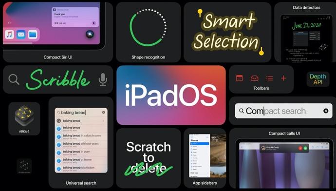 Apple、再設計されたAppやApple Pencilの新機能を含む「iPadOS 14」正式版をリリース