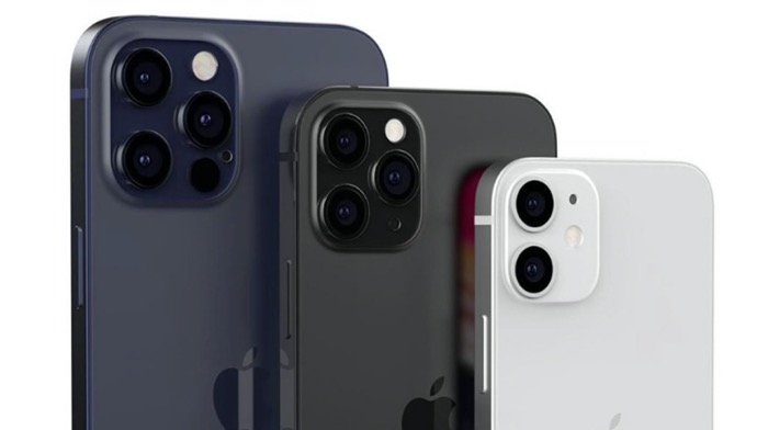 iPhone 12シリーズは、iPhone 12 mini、iPhone 12、iPhone 12 Pro、iPhone 12 Pro Maxのモデル名との噂
