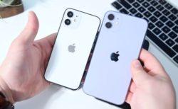 リークされたケースシールには「iPhone 12 mini」の名前が記載される
