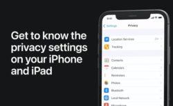 Apple Support、iPhoneおよびiPadのプライバシー設定方法のハウツービデオを公開