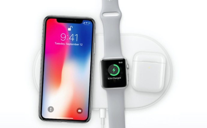 Apple、AirPowerの開発を再度中止か