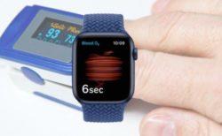 Apple Watch Series 6の血中酸素濃度機能に対する呼吸器科医の評価