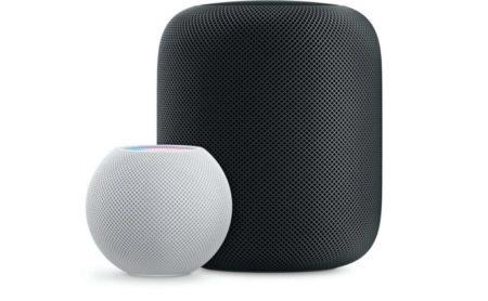 Apple、HomePod mini、および新しいSiriとインターコムの機能に対応した「HomePod 14.1」をリリース