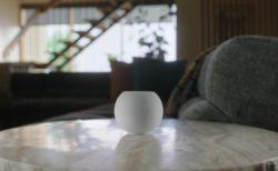 Apple、新しい球形デザインのHomePod miniを発表、価格は10,800円