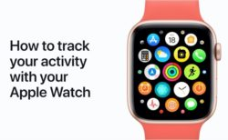 Apple Support、AppleWatchでアクティビティを追跡する方法のハウツービデオを公開