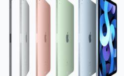 新しいiPad Airの販促資料がApple Storeに到着し、まもなく発売が予想される