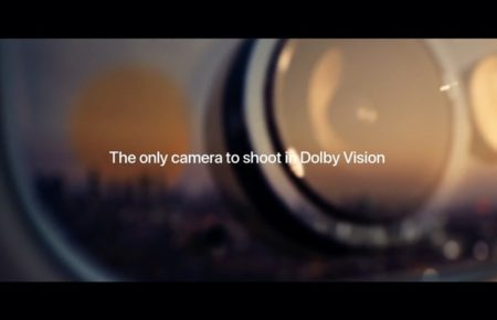 Apple、「iPhone 12 Pro — Make movies like the movie」と題しDolby Visionをフォーカスした新しいビデオを公開