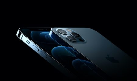 iPhone 12 Pro Maxのバッテリーは3,687mAhで、iPhone 11 ProMaxよりも小さい