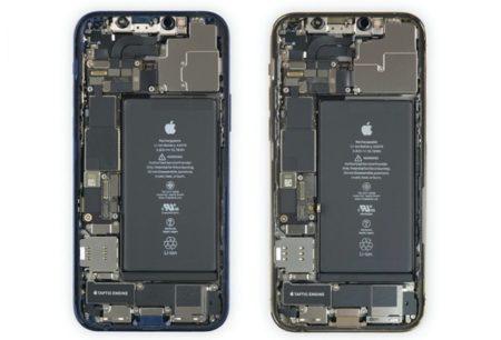 iFixit、iPhone 12およびiPhone 12 Proの分解し詳細を公開