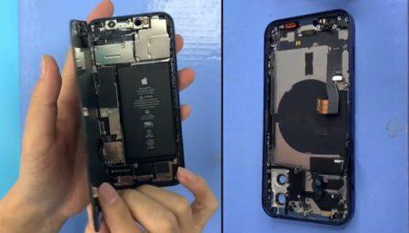 iPhone 12、初の分解のビデオが公開される