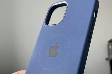 Apple、MagSafeの充電器がレザーケースに円形の跡を残す可能性があると警告