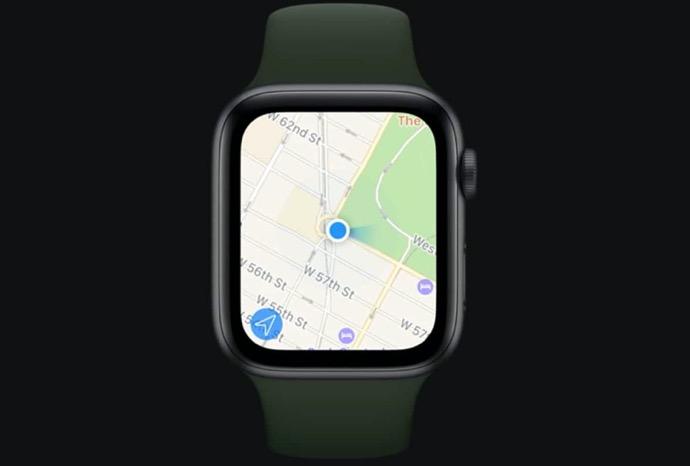Apple、iOS 14およびwatchOS 7でのワークアウトGPSルートのバグの修正方法を公開