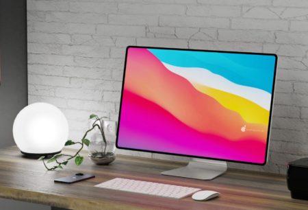 ほんと、すぐにでも欲しくなるレベルのApple Silicon iMacもコンセプトモデル