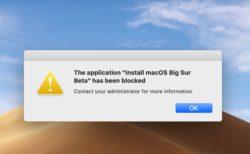 不要なmacOSアップデートを防ぐ「Big Sur Blocker」
