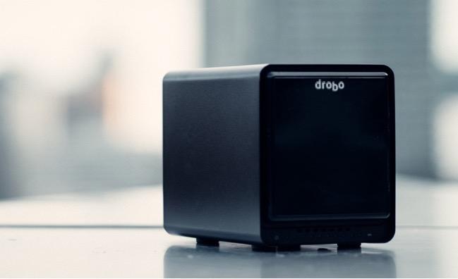 Drobo Dashboard 3 5 2 00002