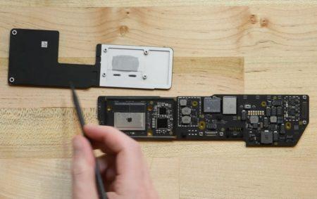 iFixitがApple M1 MacBookAirとMacBookProの分解ビデオを公開
