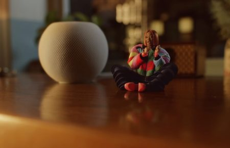 Apple、HomePod miniに焦点を当てた「The magic of mini feat. Tierra Whack」と題する新しいCFを公開