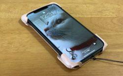 今年のiPhone 12 Pro Maxは仏ARNALサドルレザーのabicase、かなり攻めたデザインで