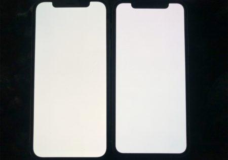 iPhone 12のユーザーが黄色の画面の色合いに不満を訴える