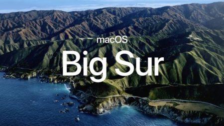 macOS Big Sur 11、インストールおよびアップデートに関するトラブルと対処方法