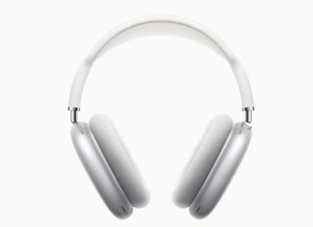 Apple、オーバーイヤーヘッドフォン「AirPodsMax」を発表