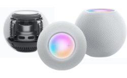 HomePod mini、14.3ソフトウェアアップデートで18 W電源アダプタのサポートが追加