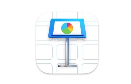 Apple、安定性およびパフォーマンスの向上が含まれるMac版「Keynote 10.3.8」をリリース