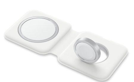 スイスのAppleリセラーがMagSafeデュアル充電パッドの発売を12月21日と示唆
