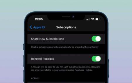 Apple、iCloudファミリー共有を介してアプリ内購入や講読を共有できるようになる