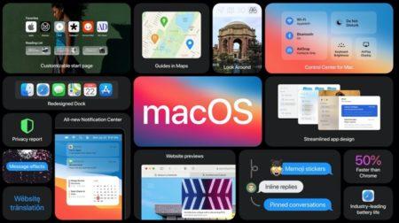 Apple、macOS Big Surへのアップグレードに関する情報を追加