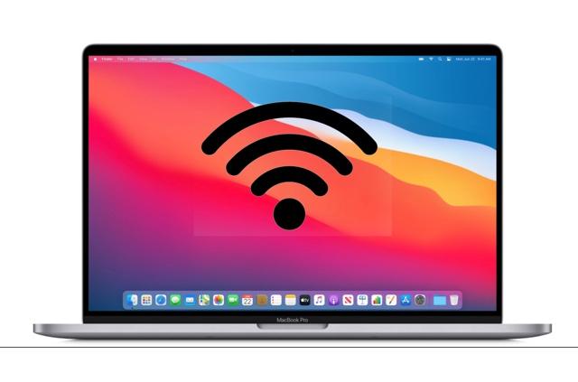 macOS Big Surのアップグレード後にWi-Fiが機能しない問題の対処方法