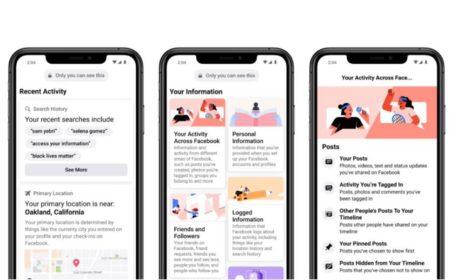 Facebook、プライバシー問題を意識してユーザーデータをダウンロードするための新ツール「Access Your Information」を発表