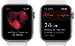 Apple Japan、心電図アプリケーションと不規則な心拍の通知機能の利用を正式に発表
