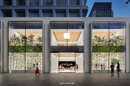 Apple Store全店、1月16日(土)から営業時間が11:00〜20:00に